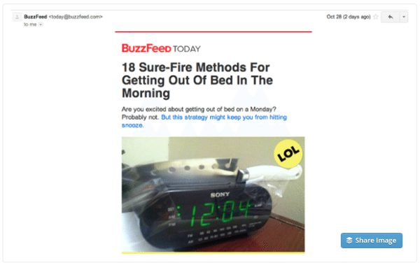 Buzzfeed-Email-Marketing-Drip-Campaign-Social-Lite-Communications