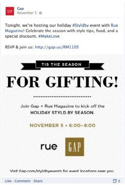 Gap-Holiday-Event-Invite-Facebook-Social-Lite-Communications