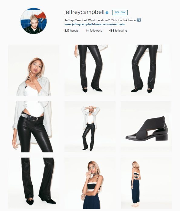 Jeffrey-Campbell-Instagram-Social-Lite-Communications