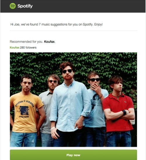 Spotify-Email-Marketing-Drip-Campaign-Social-Lite-Communications