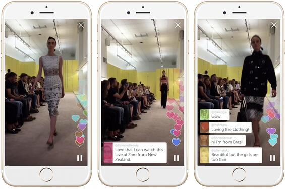 Marc-Jacobs-Periscope-New-York-Fashion-Week-Social-Lite-Communications