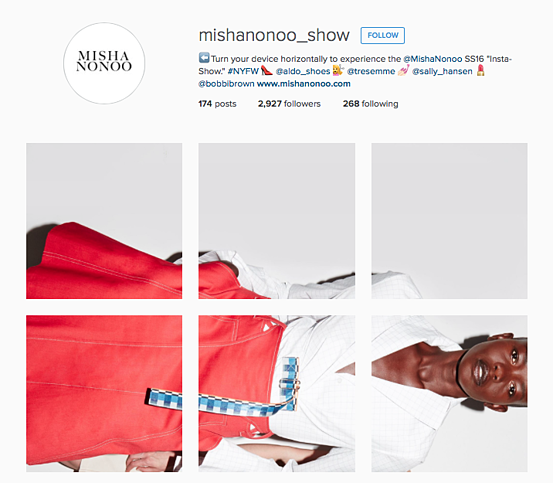 Misha-Nonoo-New-York-Fashion-Week-Social-Lite-Communications