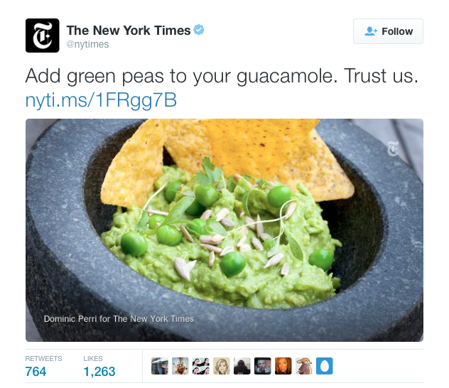 New-York-Times-Peas-Guacamole-Social-Lite-Communications.png