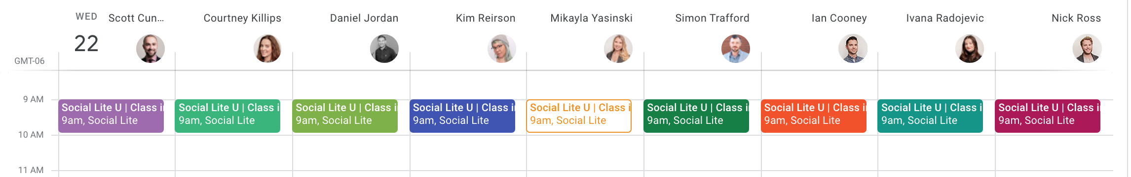 Social Lite U | Class in Session